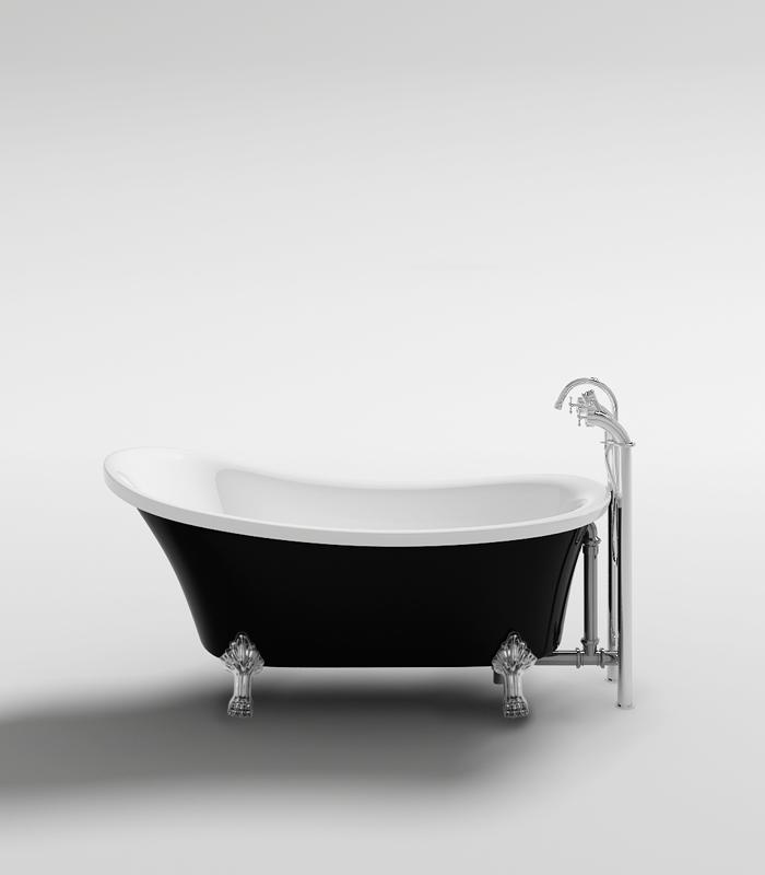 Banheira clássica Cesano