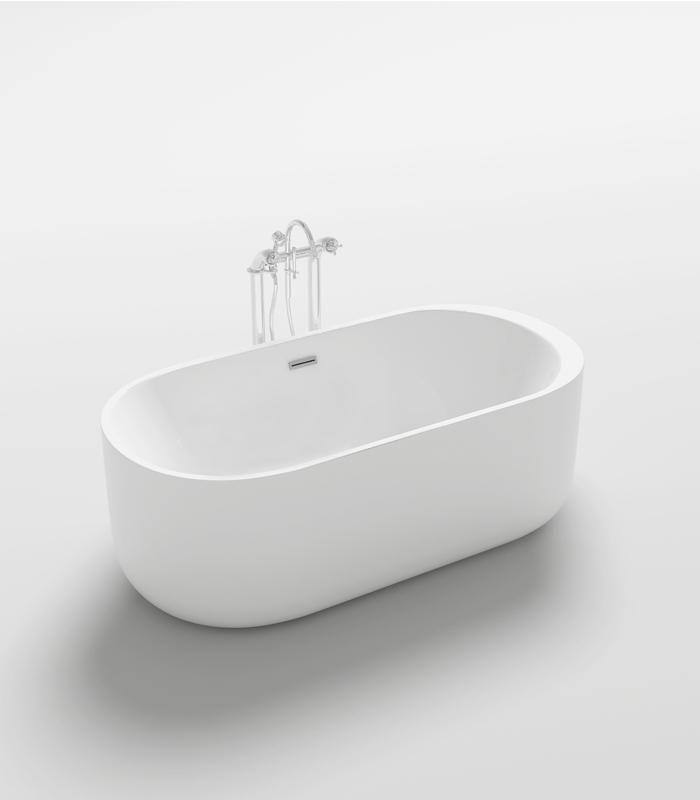Banheira de centro Piave