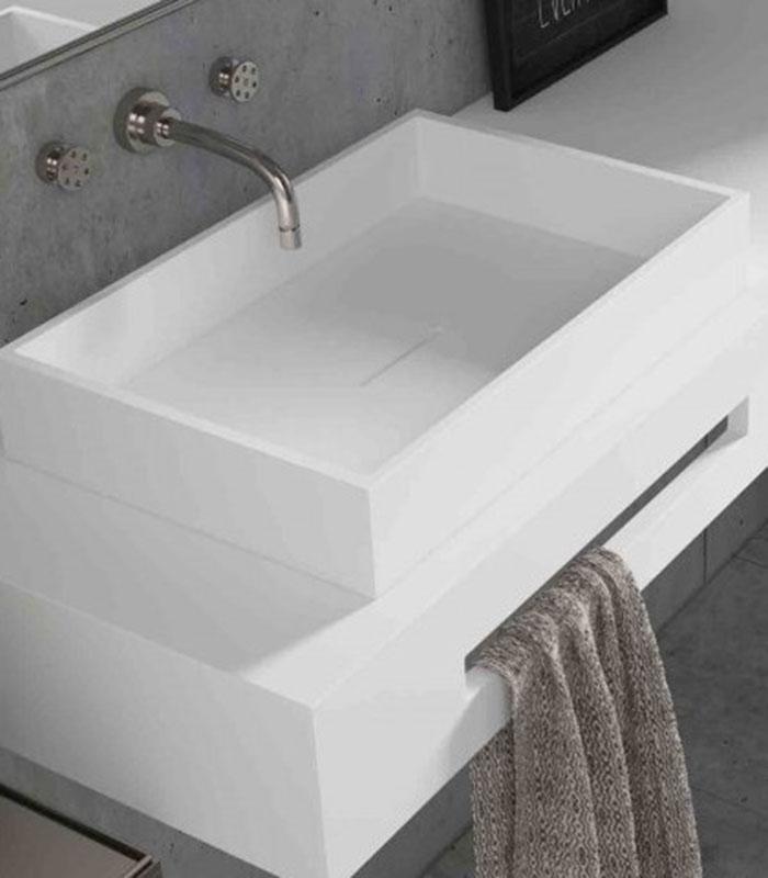 lavatorio-square-line